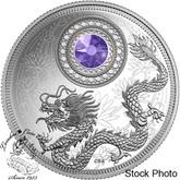 Canada: 2016 $5 December Birthstones Silver Coin