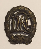 Germany: WWII DRL Sport Badge by LCHR LAUER