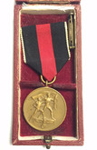 Germany: Oktober 1938 Commemorative Medal in Case of Issue