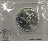 Canada: 1998 $5 1 oz Silver Maple Sealed