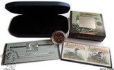 Canada: 2000 $1 Loon Coin and Stamp Set