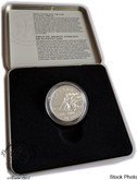 Canada: 1999 50 Cent Hockey Sterling Silver Coin