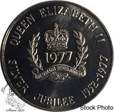 Canada: 1952 to 1977 Silver Queen Elizabeth Silver Jubilee Province of Ontario Medallion