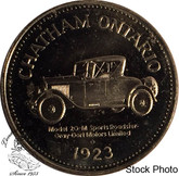 Canada: 1979 Chatham Ontario 1923 20-M Sports Roadster Gray Dort Motors Trade Dollar