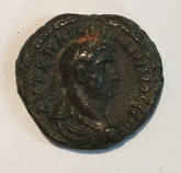 Roman Egypt: Alexandria Gallienus, AD 253-268