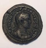 Roman Imperial: Alexandria,Gordian III, 243-244 AD