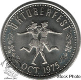 Canada: 1975 Kitchener-Waterloo Oktoberfest Trade Dollar