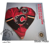 Canada 2009 Calgary Flames NHL Coin Set With $1 Coloured Jersey Coin