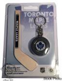 Canada: 2009 Toronto Maple Leafs $1 Mini Puck and Mini Stick