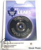 Canada: 2008 Toronto Maple Leafs NHL $1 Coin Puck Set