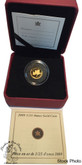 Canada: 2009 Red Maple 1/25 oz Gold Coin