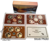 United States: 2013 Proof Coin Set