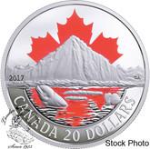 Canada: 2017 $20 Canada's Coasts Series: Arctic Coast Silver Coin