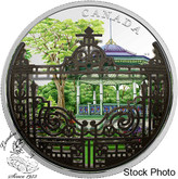 Canada: 2018 $30 2 oz. Halifax Public Gardens Pure Silver Coin