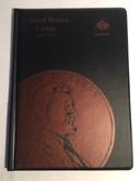 United States: 1909 - 1959 Cents Uni-Safe Coin Folder