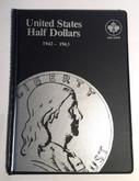 United States: 1943-1963 Half Dollars Uni-Safe Coin Folder