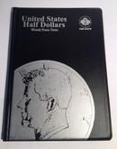 United States: Blank Half Dollars Uni-Safe Coin Folder
