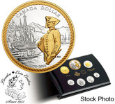Canada: 2018 240th Anniversary of Captain Cook at Nootka Sound Fine Silver Proof Set