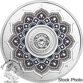 Canada: 2018 $5 Birthstones: April Fine Silver Coin