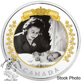 Canada: 2018 $20 Royal Portrait Fine Silver Coin