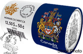 Canada: 2018 50 Cent Special Wrap Roll