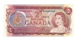 Canada: 1974 $2 Bank Of Canada BC4682469