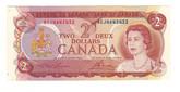 Canada: 1974 $2 Bank Of Canada AGJ4642432