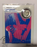 Canada: 2008 25 Cent Vancouver Olympics Snowboarding Sport Card with Coin
