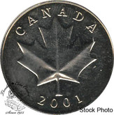 Canada: 2001 Token Proof Like