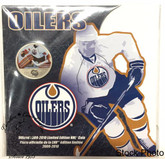 Canada: 2010 Edmonton Oilers NHL 50 Cent Coloured Coin