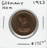 Germany: Westphalia: 1923 100 Marks