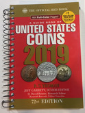 2019 The Official Red Book - A Guide Book of United States Coins