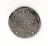 German States: Bavaria: 1625 2 Kreuzer