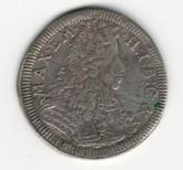 German States: Bavaria: 1619 15 Kreuzer Mark in Middle