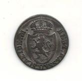 German States: Nassau: 1818 3 Kreuzer