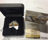 Australia: 2012 Map Shaped Coin: Kookaburra 1 oz Silver Coin