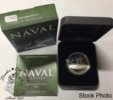 Cook Islands: 2011 $1 Famous Naval Battles: Jutland Pure Silver Coin