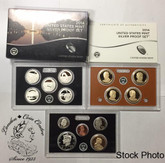 United States: 2014 Silver Proof Set