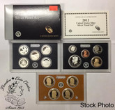 United States: 2012 Silver Proof Set