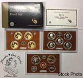 United States: 2011 Proof Set