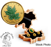 Canada: 2019 40th Anniversary of the Gold Maple Leaf Pure Gold Fractional Set