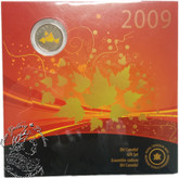 Canada: 2009 OH! Canada - Four Maple Leaves Coin Set