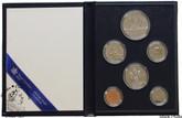 Canada: 1985 Specimen Coin Set