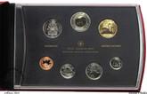 Canada: 2007 Trumpeter Swan Specimen Coin Set