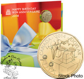 Canada: 2014 Birthday Gift Coin Set - Presents