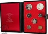 Canada: 1971 British Columbia Double Dollar Set