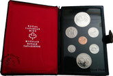 Canada: 1974 Winnipeg Double Dollar Set