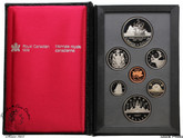 Canada: 1987 Davis Strait Double Dollar Proof Coin Set