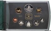 Canada: 1998 RCMP Double Dollar Set