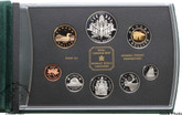Canada: 2000 Discovery Double Dollar Set